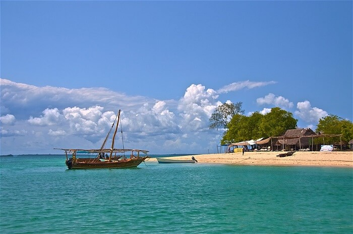 blues of zanzibar
