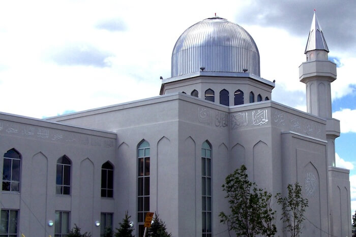 canada mosques