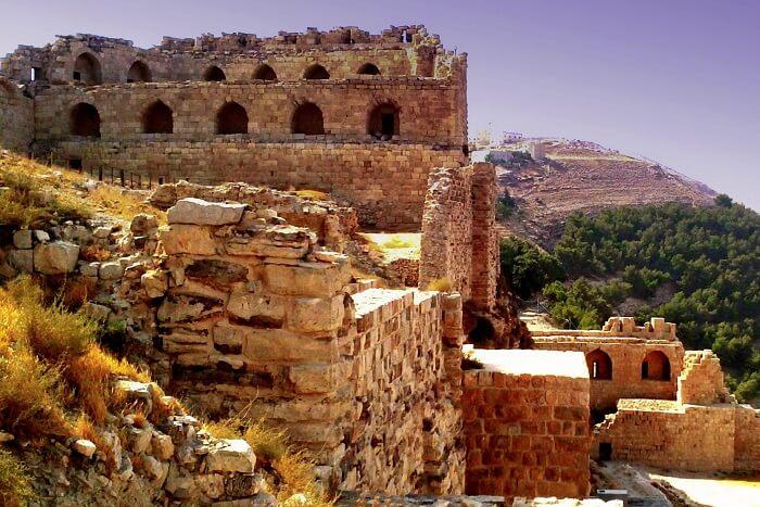jordan castle