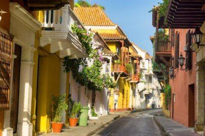 colombia honeymoon