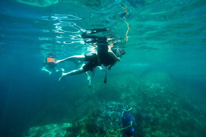 Enticing Cham Island