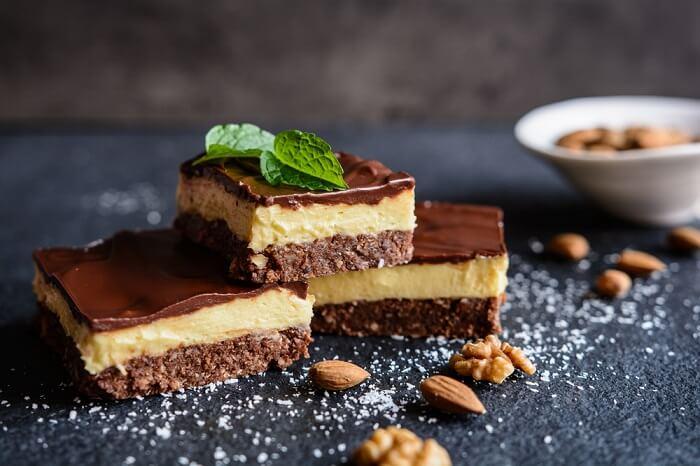 dessert in canada