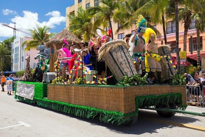 cover for festive celebrations in miami