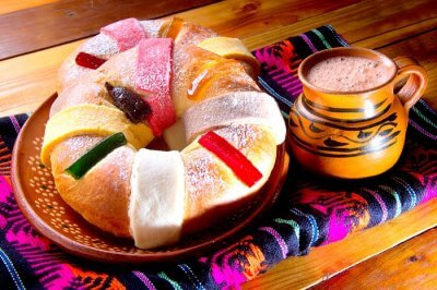 cover for mexican desserts