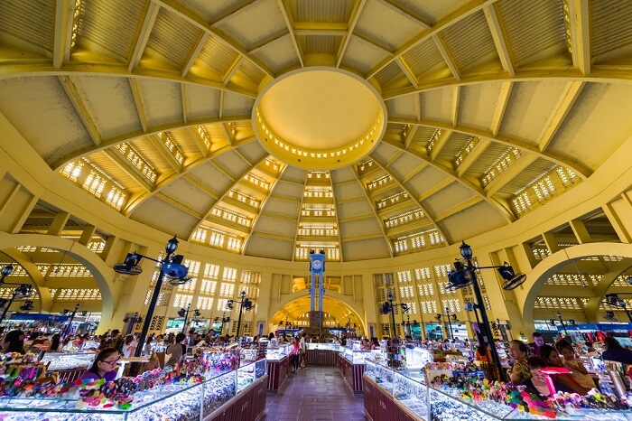 places to shop in phnom penh