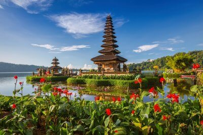 cover for ulun temple bali