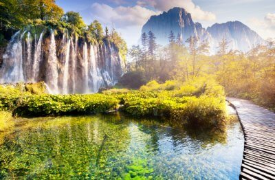 Most amazing Largest Waterfalls in the world