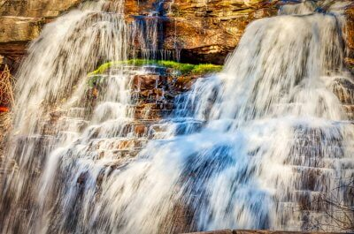 Exotic Waterfalls In Boston