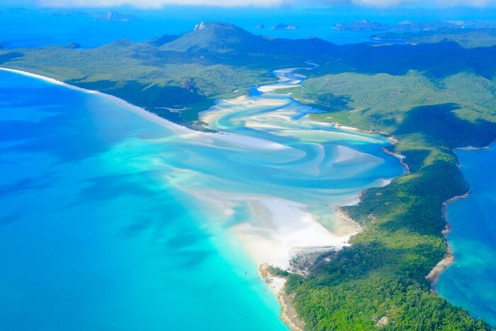 cover - whitsunday islands