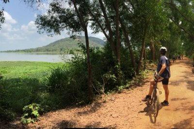 Trekking In Siem Reap cover
