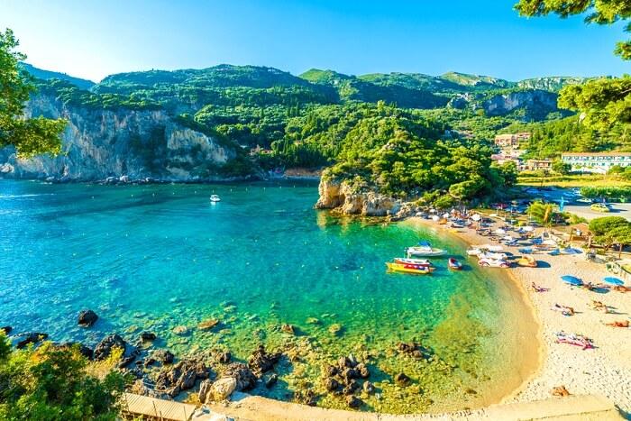 europe beach cover