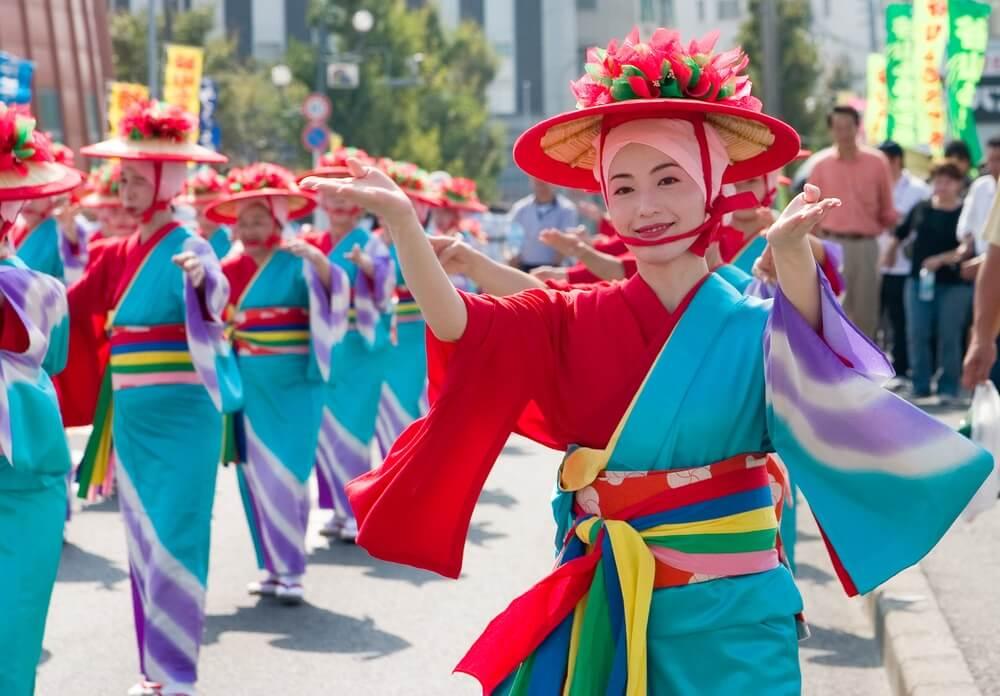 festivals in japan cover
