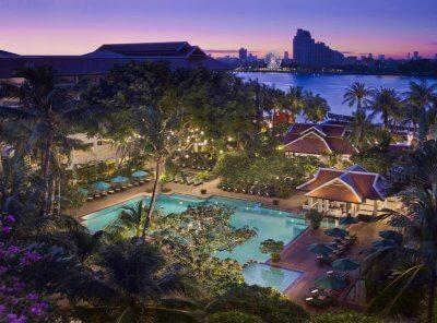 five star resorts in Bangkok