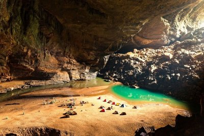 Fantastic Hang Son Doong Cave of Vietnam