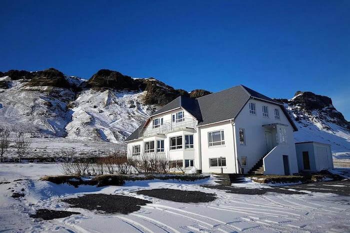 iceland homestays
