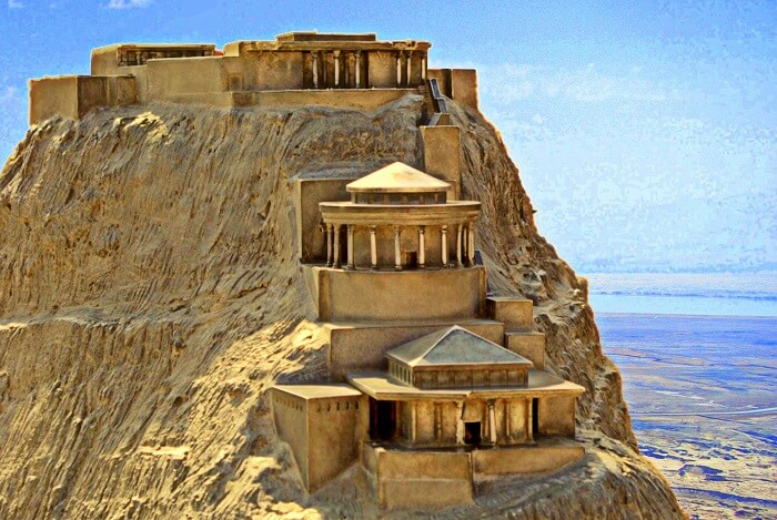 Most amazing Castles in Israel