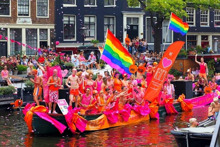 Best Festivals of Netherlands
