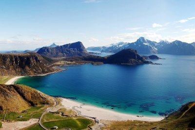 norway beaches
