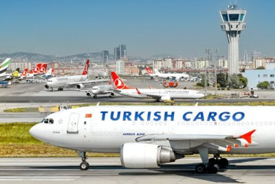 Airports in Istanbul