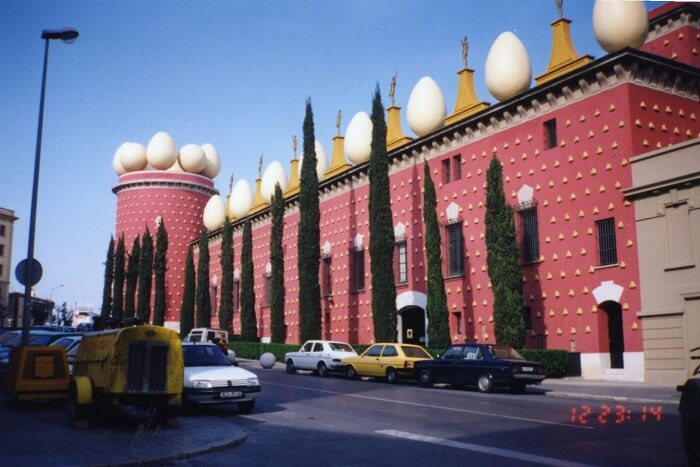 Dalí Theatre And Museum