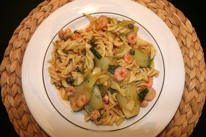 Main Course Cook Eat Court Food Noodle Dish