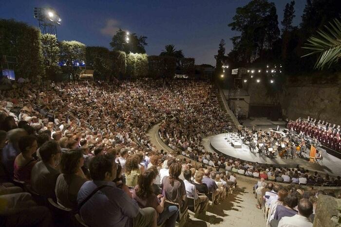 Grec Festival de Barcelona (El Grec)