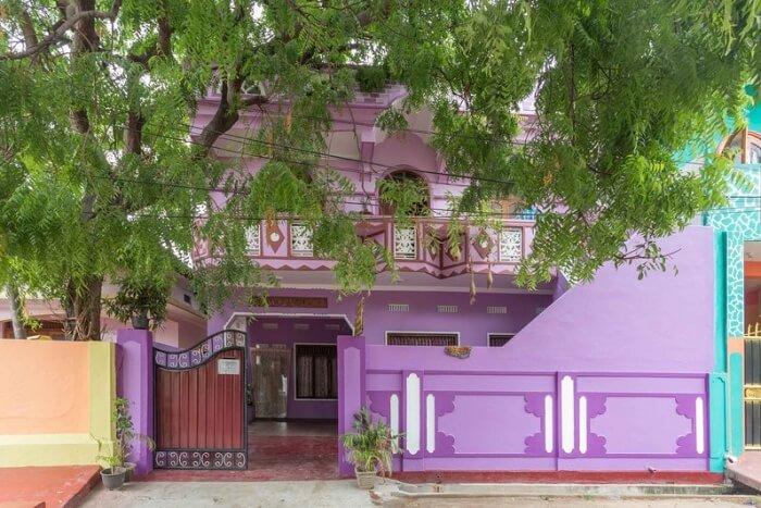 Kirupa's Villa