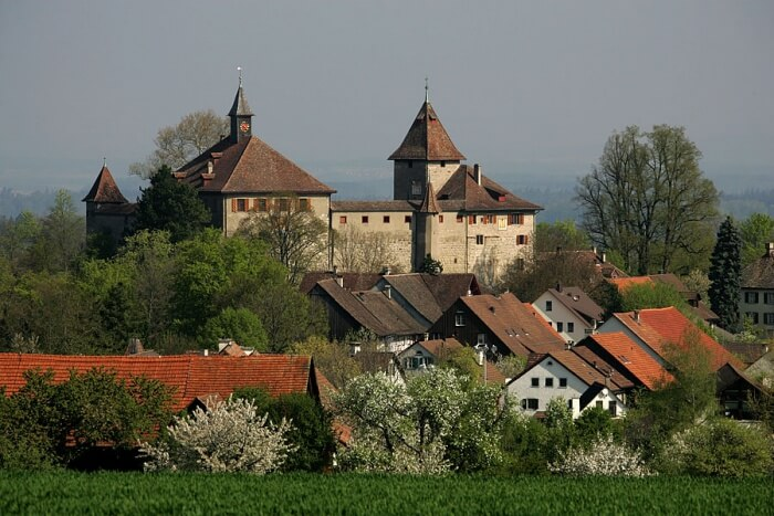 Kyburg Castle