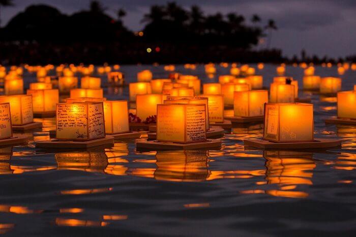 Light a lantern