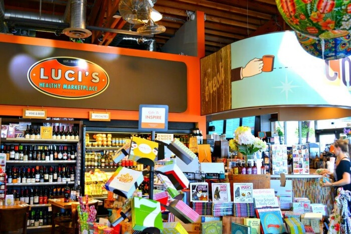 Luci's Healthy Marketplace and Coffee Bar