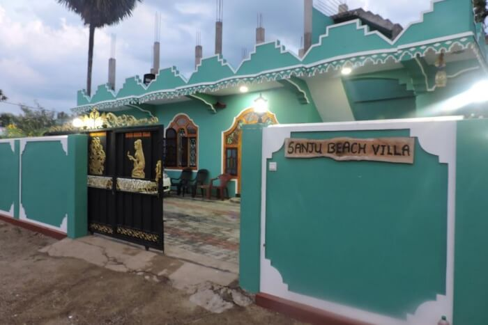Sanju Beach Villa