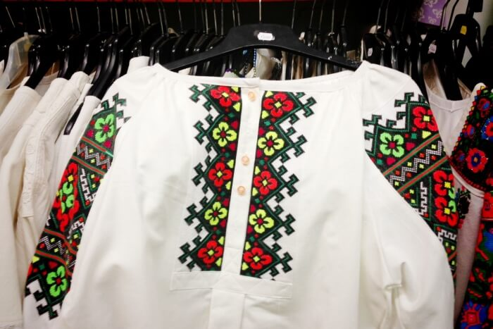 Traditional Hungarian Shirts