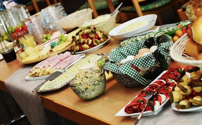 Celebration Party Buffet Eat Festival