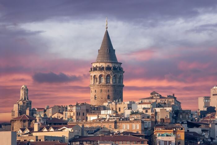 Famous Towers In The World