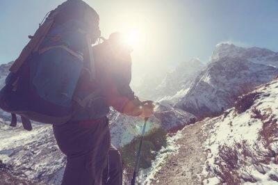 kanchenjunga hiking