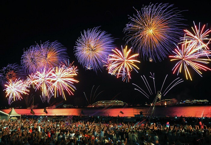new year celebration brazil