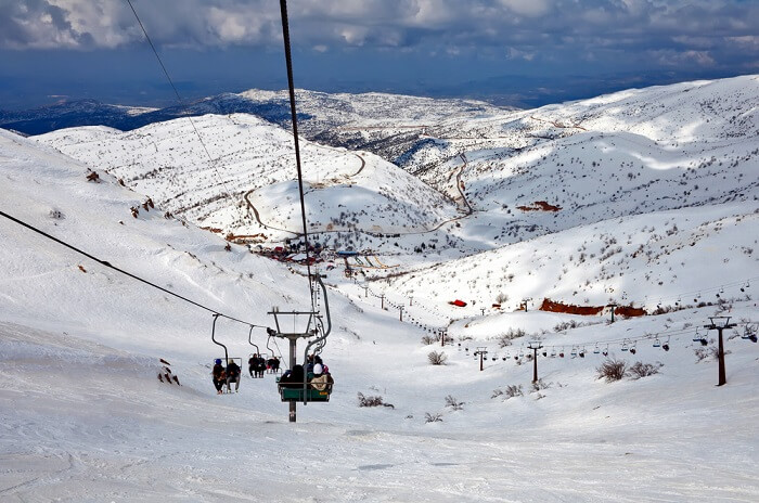 snowfall israel cover