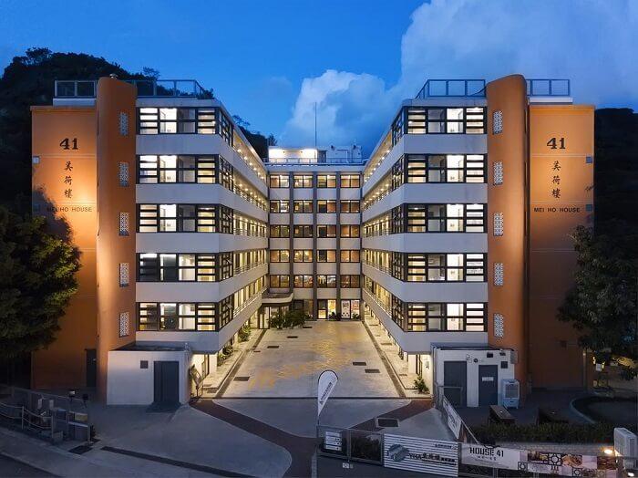 hostel in hong kong
