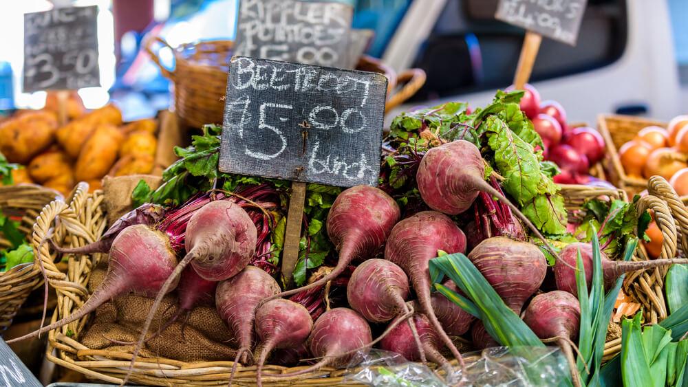 farmer market in Canberra