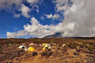 trekking tanzania