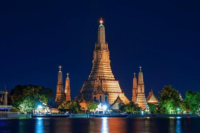 Amazing Wat Arun Temple of Thailand