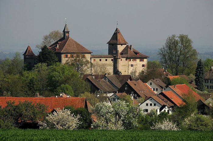 zurich castles