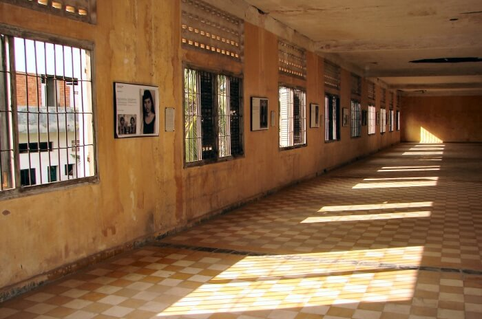 About The Tuol Sleng Museum
