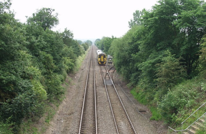 Chester-Shrewsbury