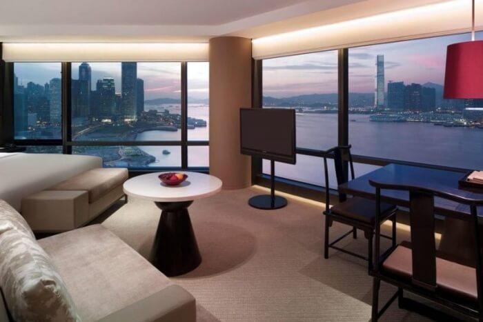 5 Star Hotels in Hong Kong