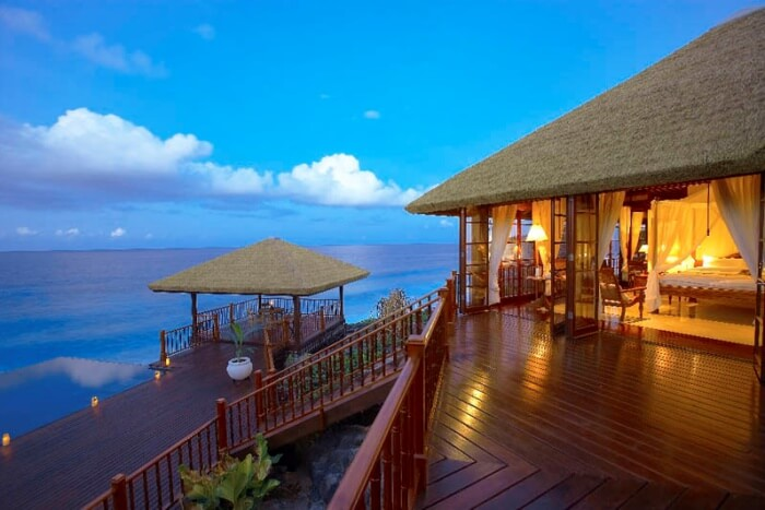 5 star hotels in La Digue Seychelles