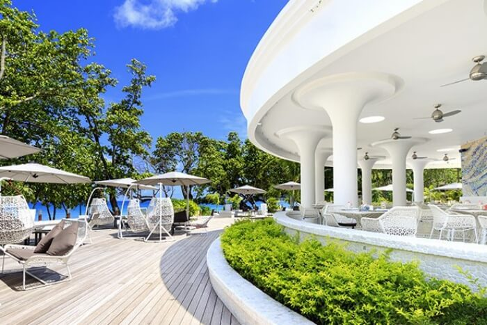 5 star hotels in Mahe Seychelles
