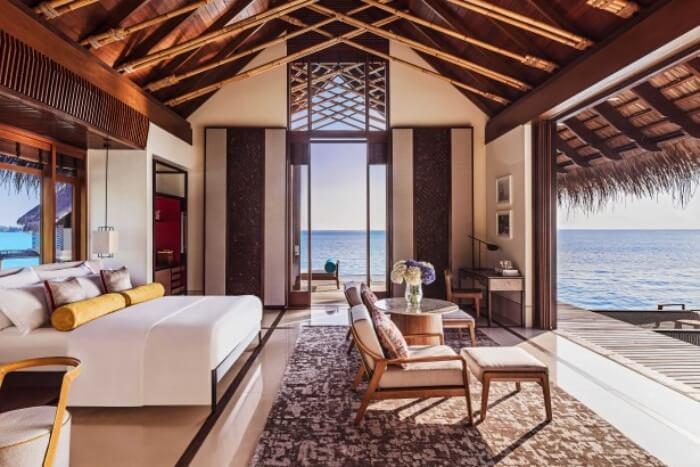5 star hotels in Male