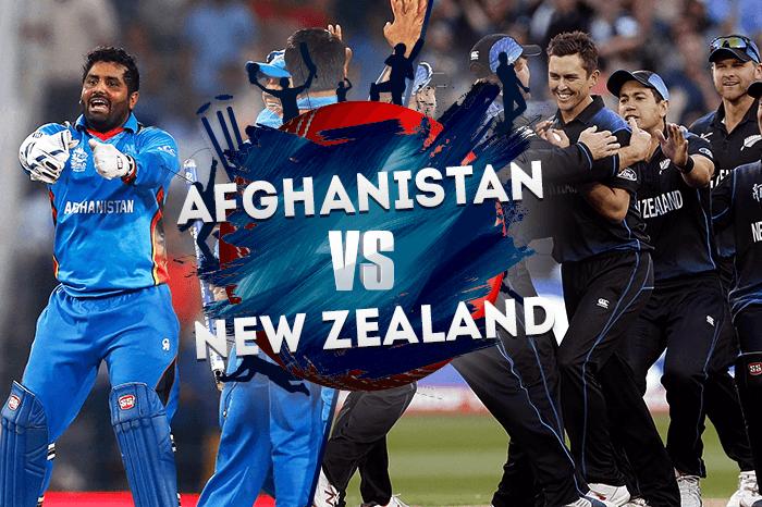 Afghanistan vs New Zealand