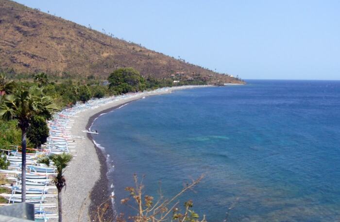 About Amed Beach